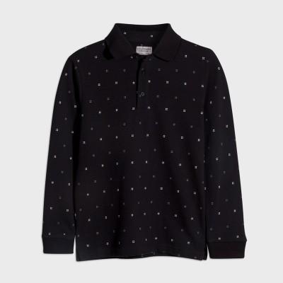 Bluza polo neagra baiat MAYORAL 7122 MYBL155Y