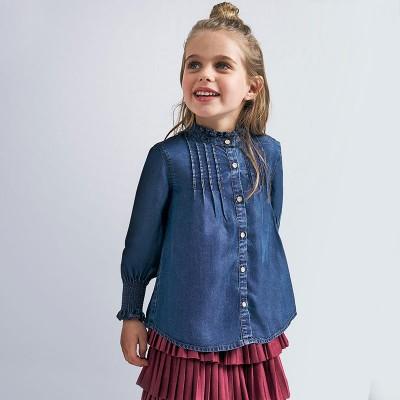 Bluza tencel fetita MAYORAL 4153 MYCM100Y