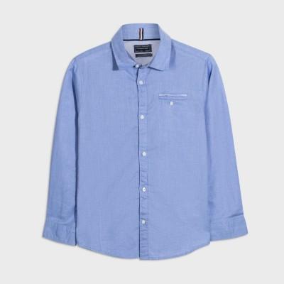Camasa bleu contraste baiat MAYORAL 7134 MYCM121Y