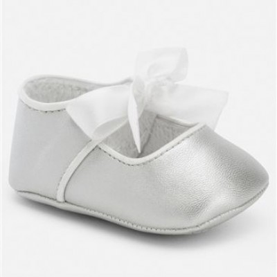 Pantofi argintii fetite Mayoral MYPANTF02Z