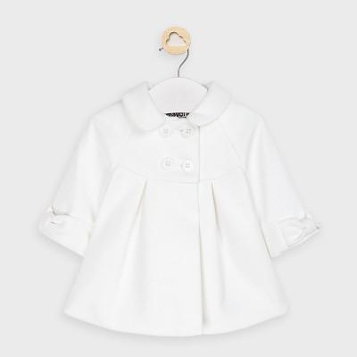 Palton alb fetita MAYORAL 2466 MYG09V