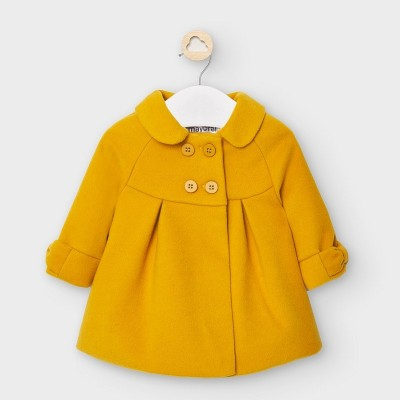 Palton mustar fetita MAYORAL 2466 MYG09V