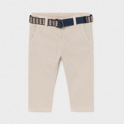 Pantaloni bej nou-nascut baiat Mayoral 1582 - MYPL05X