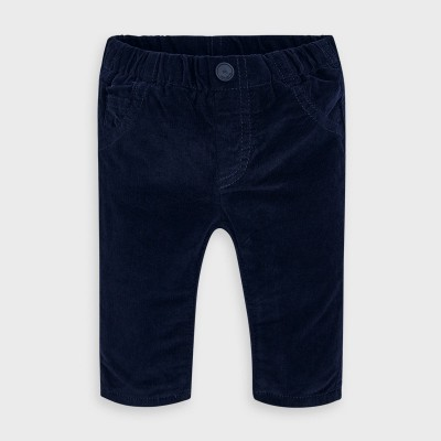 Pantaloni bleumarin raiati baiat MAYORAL 591 MYPL15P
