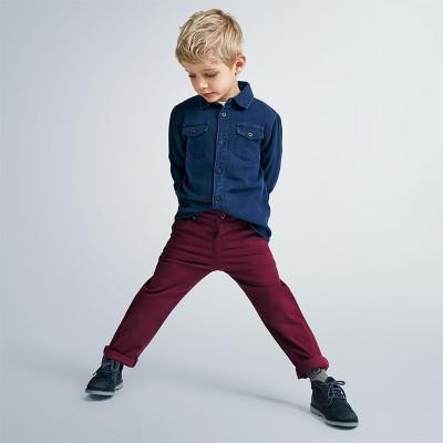 Pantaloni bordo chino imprimeu baiat MAYORAL 4529 MYPL107Y