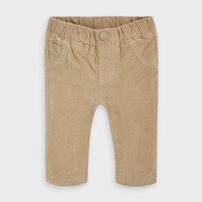 Pantaloni crem raiati baiat MAYORAL 591 MYPL15P