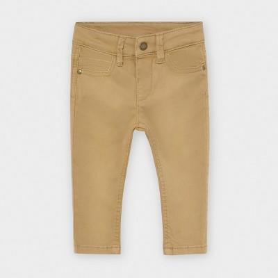 Pantaloni crem slim fit bebe baiat MAYORAL 563 MYPL109Y