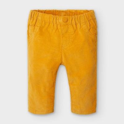 Pantaloni galbeni raiati baiat MAYORAL 591 MYPL15P