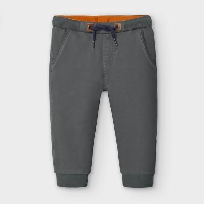 Pantaloni gri jogger bebe baiat MAYORAL 2579 MYPL120Y