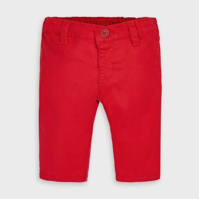 Pantaloni rosii baiat MAYORAL 2567 MYPL19V
