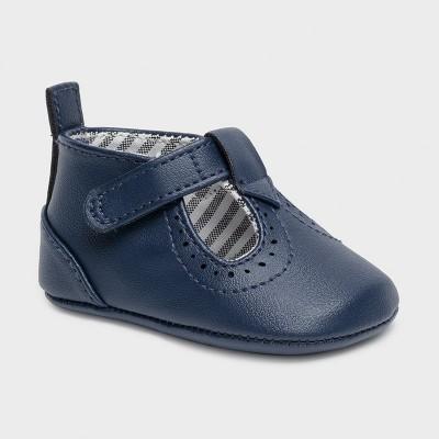 Pantofi albastri piele ecologica baiat MAYORAL 9392 MYPANTF08X