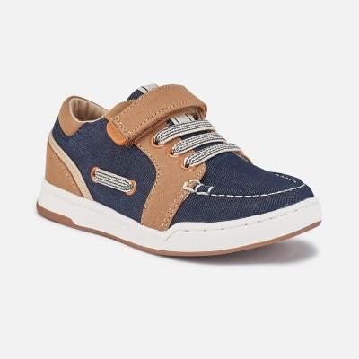 Pantofi nautic textili baiat MAYORAL 43295 MYTEN09X