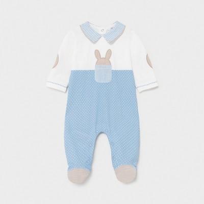 Pijama bleu combinata baiat MAYORAL 1622 MYPIJA01X