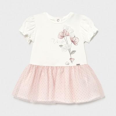 Rochie roza fetita MAYORAL 1958 MYR07X
