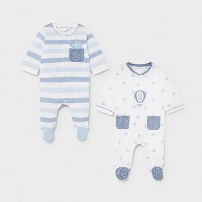 Set bleu 2 pijamale baiat MAYORAL 1625 MYSET15X