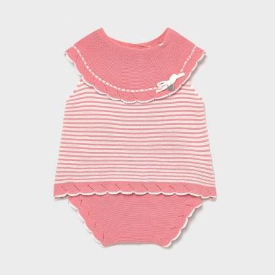 Set roz tricot Ecofriends fata MAYORAL 1298 MYCOS01X