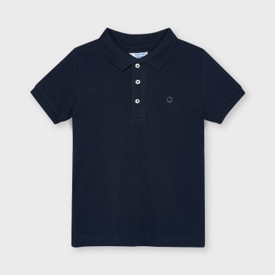 Tricou bleumarin polo baiat MAYORAL 150 MYBL14X
