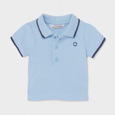 Tricou polo bleu baiat MAYORAL 190 MYBL06X