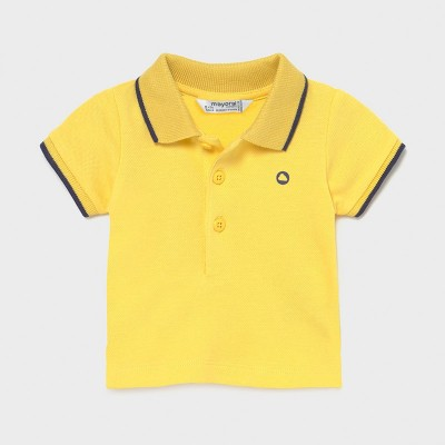 Tricou polo galben baiat MAYORAL 190 MYBL06X