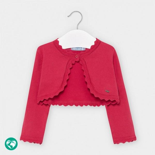 Bolero corai tricot basic bebe fetita 00308 MYBO101Y