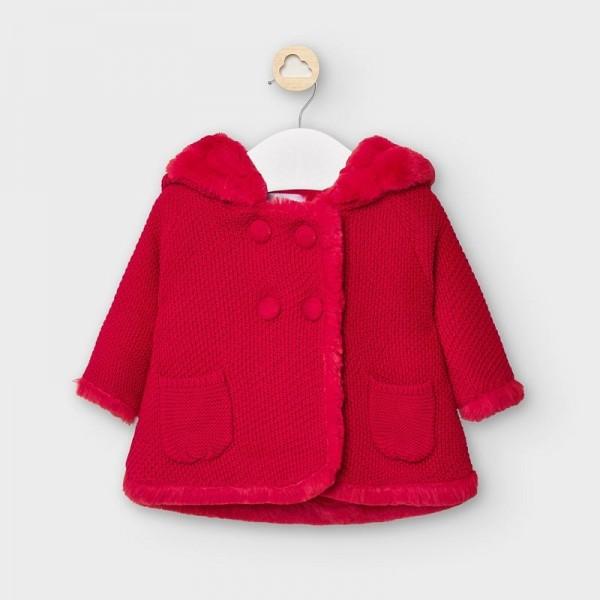 Jacheta tricot fetita MAYORAL 2337 MYG22V