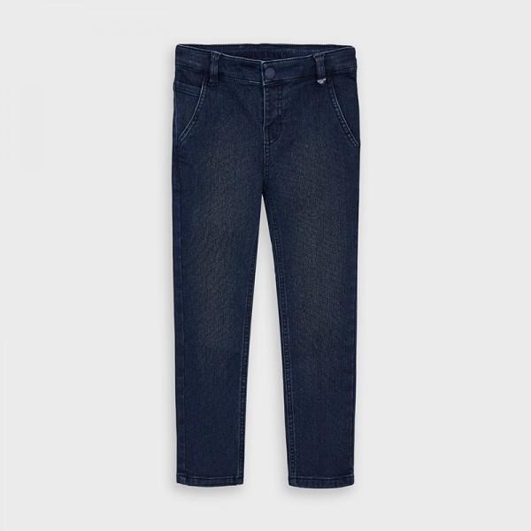 Pantaloni lungi denim slim fit baiat 4530 MYBG107Y