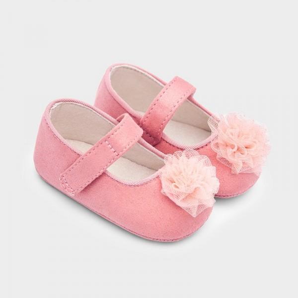 Balerini roz new born fata 9339 MYBAL01V