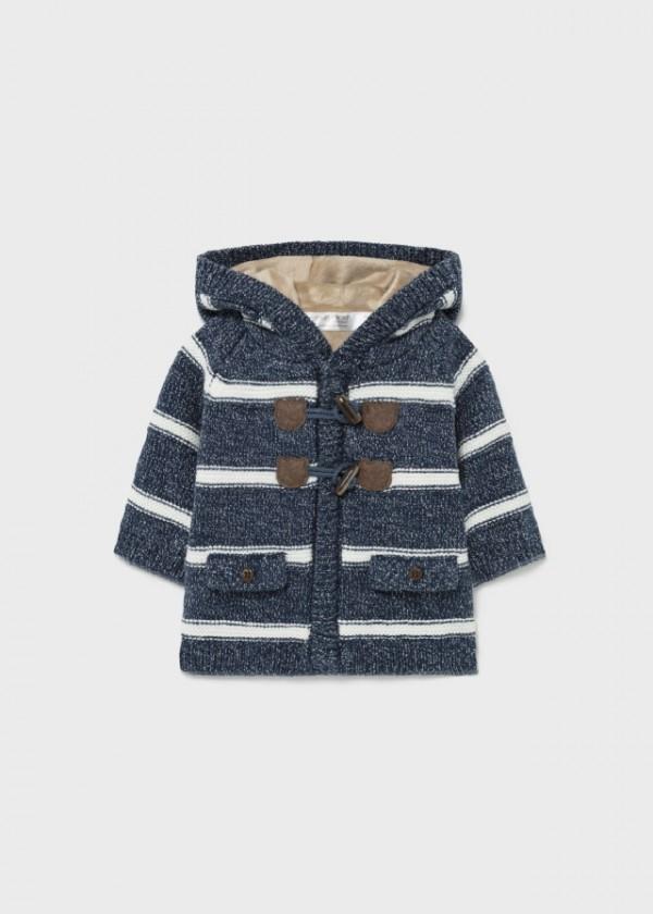 Cardigan tricot nou-nascut baiat 2367 MYG21Y