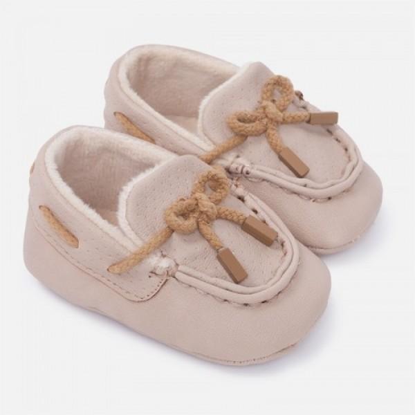Pantofi crem baieti MAYORAL 9631 mypantf12d