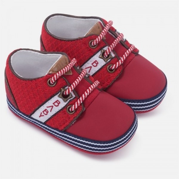 Pantofi rosii baieti MAYORAL 9634 mypantf11d