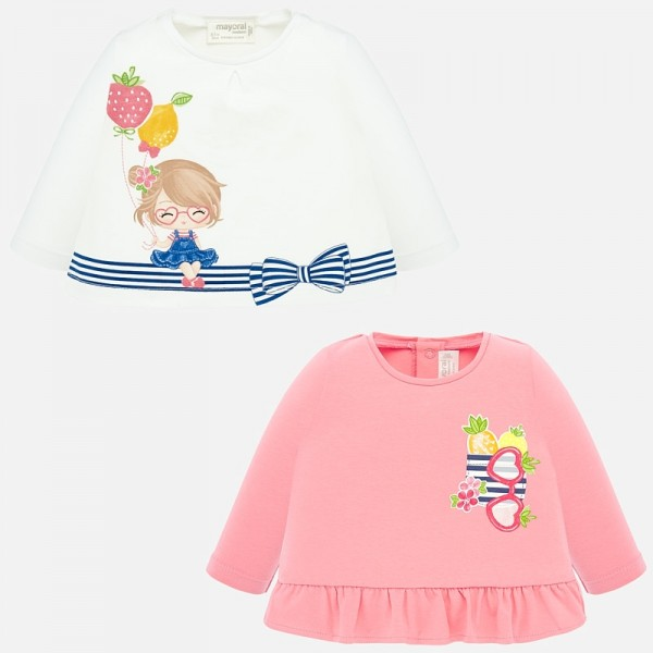 Set bluze bebe fetita MAYORAL 1035 myset36p
