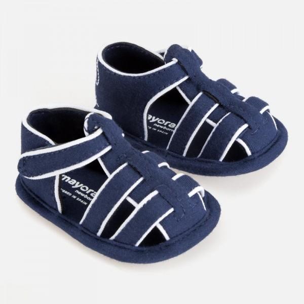 Sandale de bebe baiat nou-nascut 09271 MYSAND01P