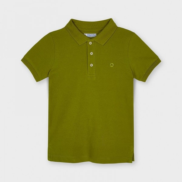 Tricou verde polo baiat MAYORAL 150 MYBL14X