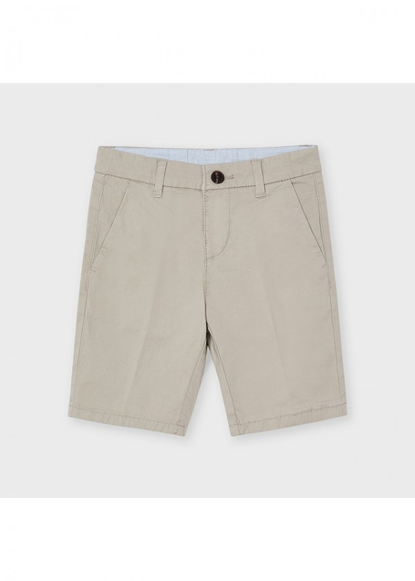Pantaloni  BEJ scurti chino baiat 202 MYPS33X