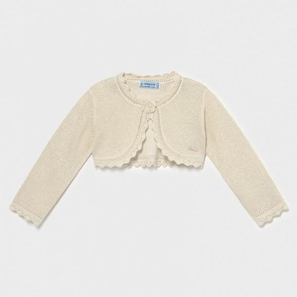 Cardigan tricot Ecofriends basic bebe fetita 00306 MYBO04X