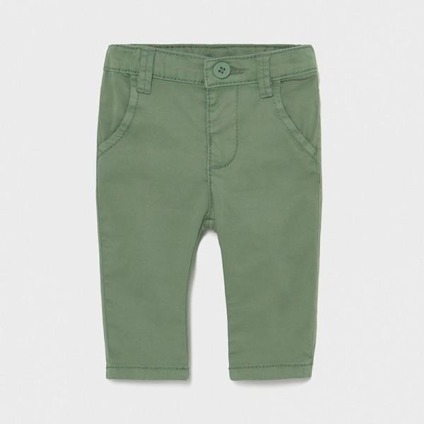 Pantaloni verzi lungi bebe baiat Mayoral 595 - MYPL02X