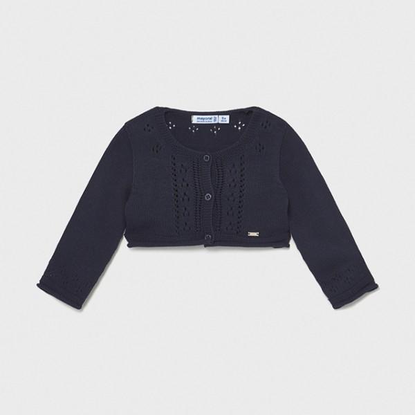 Cardigan tricot bebe fetita 1336 MYBO03X