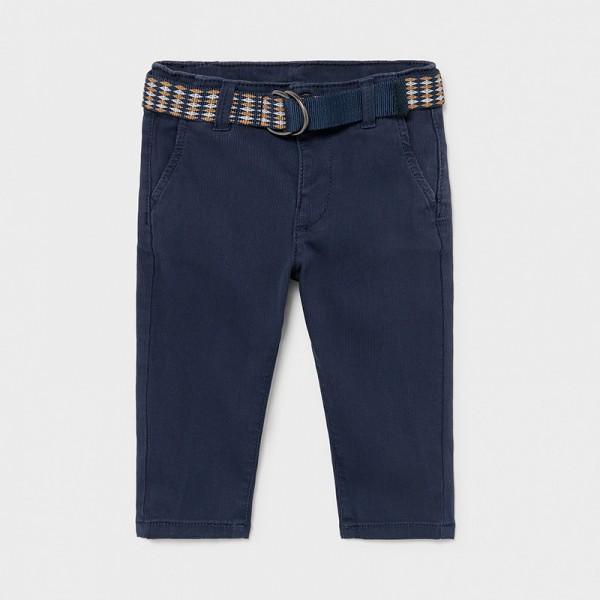 Pantaloni bleumarin nou-nascut baiat Mayoral 1582 - MYPL05X