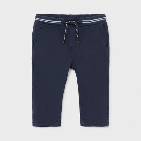 Pantaloni lungi sarga bebe baiat 01585 MYPL11X