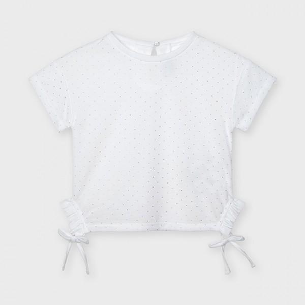 Tricou maneca scurta buline fetita 03011 MYBL101X