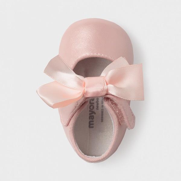 Pantofi roz nou-nascut fetita Mayoral 9404 - MYPANTF04X