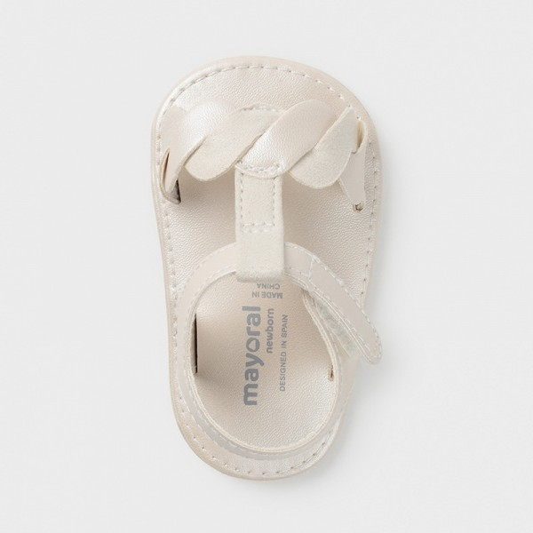 Sandale bej fetita MAYORAL 9406 MYSAND02X