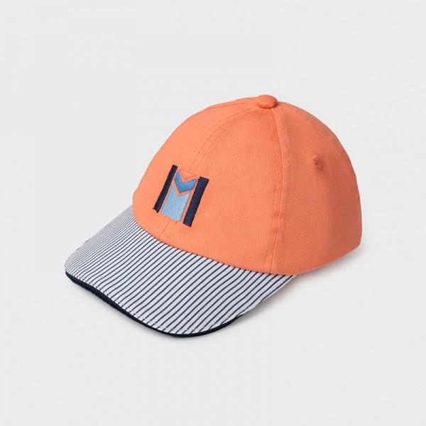 Sapca orange bebe baiat Mayoral 10024 - MYSAP03X