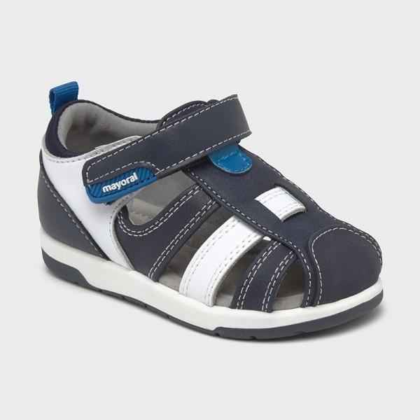 Sandale bleumarin bebe baiat 41296 MYSAND12X
