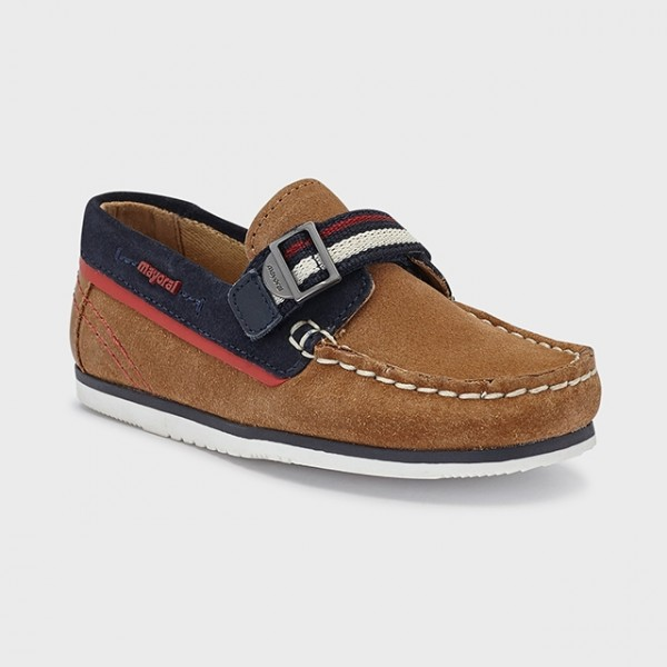 Pantofi nautic piele baiat  43293 MYPANTF20X