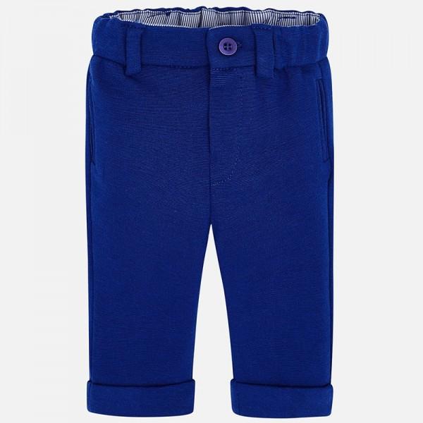 Pantaloni baieti albastri Mayoral MYPL01K