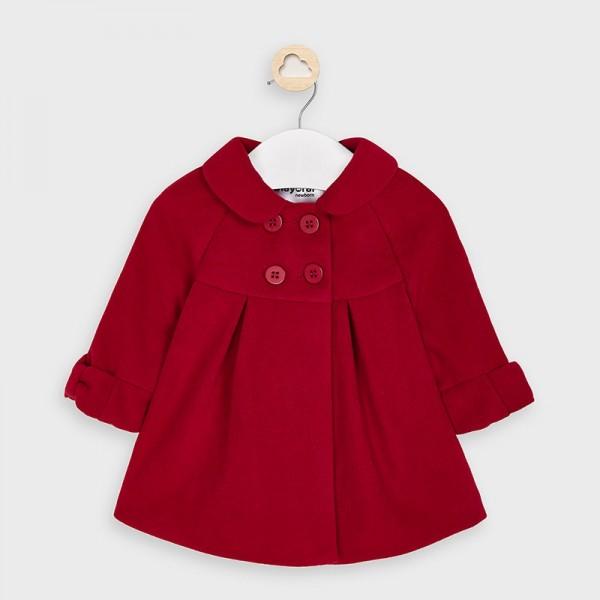 Palton rosu fetita MAYORAL 2466 MYG09V