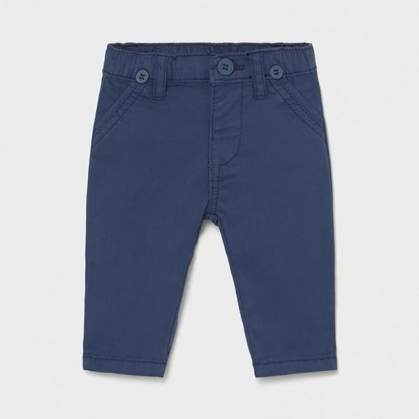 Pantaloni albastri lungi bretele baiat MAYORAL 1571 MYPL12X