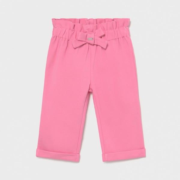 Pantaloni roz lungi punto roma fetita MAYORAL 1575 MYPL17X