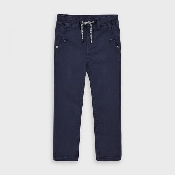 Pantaloni navy jogger baiat MAYORAL 4537 MYPL114Y
